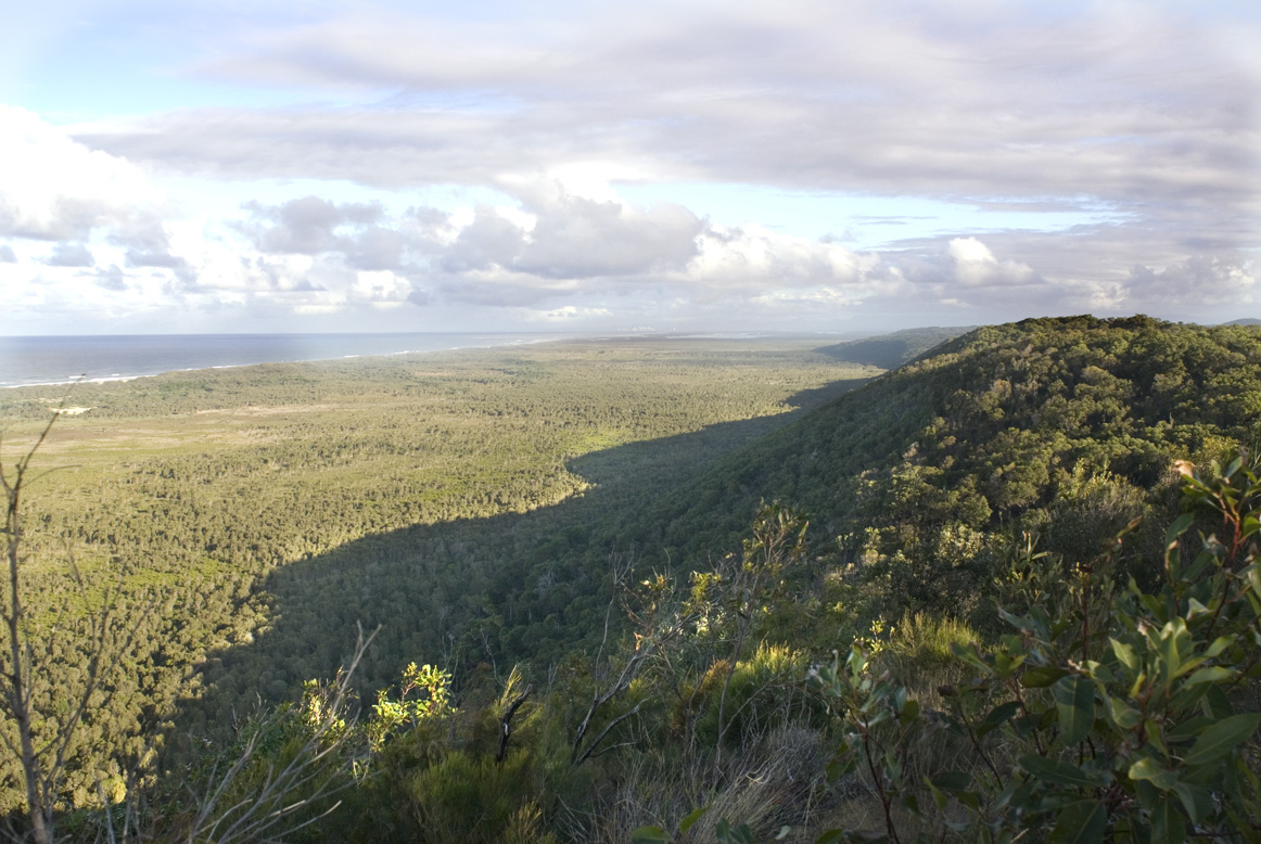 RAMSAR listed wetlands of North Stradbroke Island