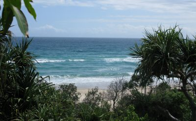 Environment Minister admits sandmining causes permanent and irreversible damage to North Stradbroke Island
