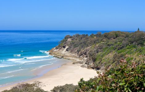 Save Point Lookout Headland