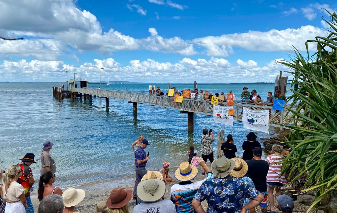 Save the Jetty