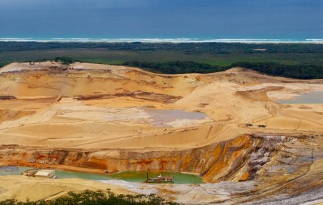 Beware of myths about the end of sandmining